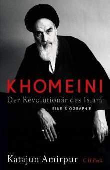 Katajun Amirpur: Khomeini, Buch