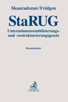 Unternehmensstabilisierungs- und -restrukturierungsgesetz, Buch