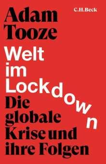 Adam Tooze: Welt im Lockdown, Buch