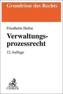 Friedhelm Hufen: Verwaltungsprozessrecht, Buch