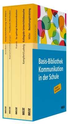 Norbert Franck: Basis-Bibliothek Kommunikation in der Schule, Buch