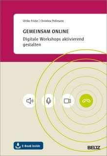 Ulrike Fricke: Gemeinsam online, 1 Buch und 1 Diverse