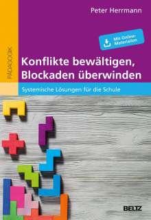 Peter Herrmann: Konflikte bewältigen, Blockaden überwinden, Buch