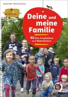 Melanie Gräßer: Deine und meine Familie, Buch