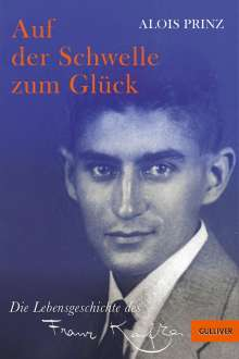 Alois Prinz: Auf der Schwelle zum Glück, Buch