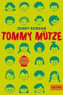 Jenny Robson: Tommy Mütze, Buch