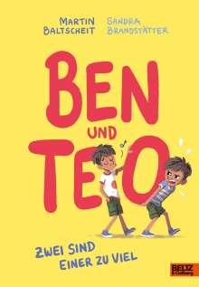 Martin Baltscheit: Ben und Teo, Buch