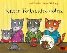 Axel Scheffler: Unter Katzenfreunden, Buch