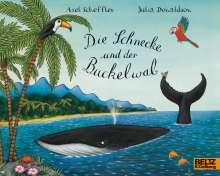 Julia Donaldson: Die Schnecke und der Buckelwal, Buch