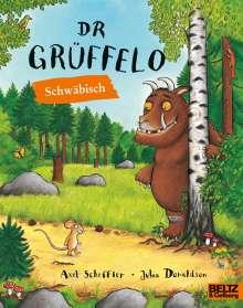 Axel Scheffler: Dr Grüffelo, Buch