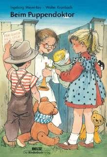 Walter Krumbach: Beim Puppendoktor, Buch