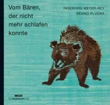 Benno Pludra: Vom Bären, der nicht mehr schlafen konnte, Buch