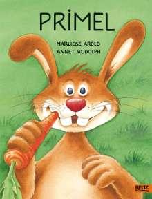 Marliese Arold: Primel, Buch