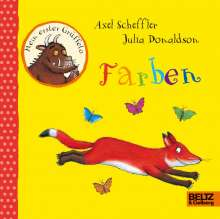 Axel Scheffler: Der Grüffelo. Mein erster Grüffelo. Farben, Buch