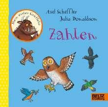 Axel Scheffler: Der Grüffelo. Mein erster Grüffelo. Zahlen, Buch