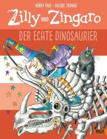 Korky Paul: Zilly und Zingaro. Der echte Dinosaurier, Buch