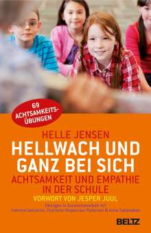 Helle Jensen: Hellwach und ganz bei sich, Buch