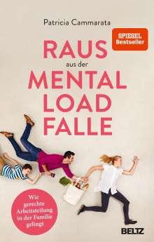 Patricia Cammarata: Raus aus der Mental Load-Falle, Buch
