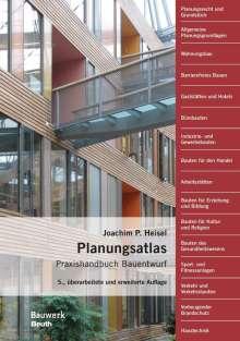 Joachim P. Heisel: Planungsatlas, Buch