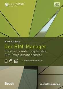Mark Baldwin: Der BIM-Manager, Buch