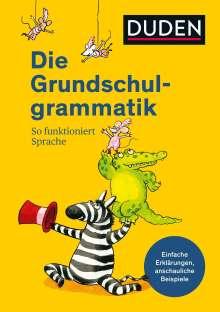 Ulrike Holzwarth-Raether: Duden - Die Grundschulgrammatik, Buch
