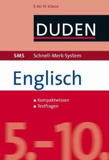 Nathalie Birko-Fleming: SMS Englisch 5.-10. Klasse, Buch