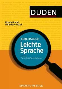 Ursula Bredel: Arbeitsbuch Leichte Sprache, Buch