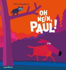 Chris Haughton: Oh nein, Paul!!, Buch