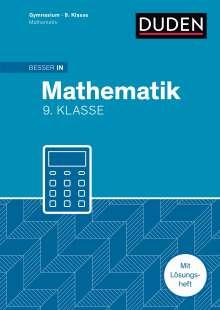 Alexander Spahn: Besser in Mathematik - Gymnasium 9. Klasse, Buch