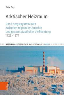 Felix Frey: Arktischer Heizraum, Buch