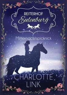 Charlotte Link: Reiterhof Eulenburg 01. Mitternachtspicknick, Buch