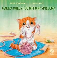Sophie Schoenwald: Hallo, willst du mit mir spielen?, Buch