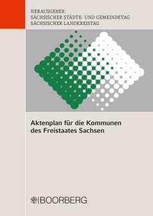 Aktenplan für die Kommunen des Freistaates Sachsen, Buch