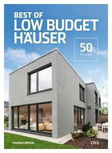 Thomas Drexel: Best of Low Budget Häuser, Buch