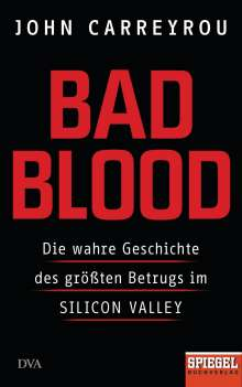 John Carreyrou: Bad Blood, Buch