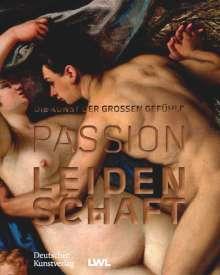 Stephanie Eichberg: Passion Leidenschaft, Buch