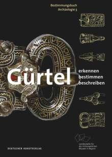 Ronald Heynowski: Gürtel, Buch