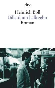 Heinrich Böll: Billard um halbzehn, Buch