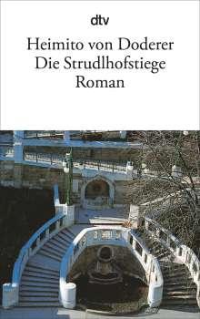 Heimito von Doderer: Die Strudlhofstiege, Buch