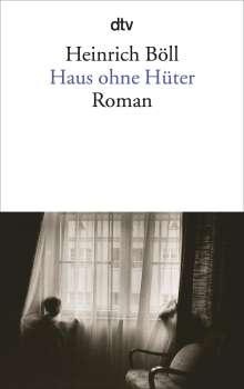 Heinrich Böll: Haus ohne Hüter, Buch