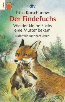 Irina Korschunow: Der Findefuchs, Buch