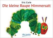 Eric Carle: Die kleine Raupe Nimmersatt, Buch