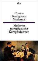 Contos Portugueses Modernos - Moderne portugiesische Kurzgeschichten, Buch