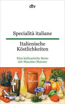 Specialità italiane Italienische Köstlichkeiten, Buch