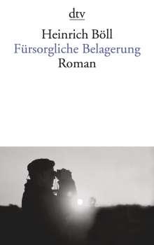 Heinrich Böll: Fürsorgliche Belagerung, Buch