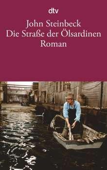 John Steinbeck: Die Straße der Ölsardinen, Buch