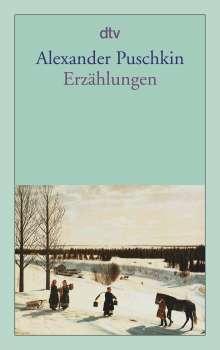 Alexander S. Puschkin: Erzählungen, Buch