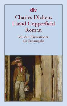 Charles Dickens: David Copperfield, Buch