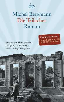 Michel Bergmann: Die Teilacher, Buch