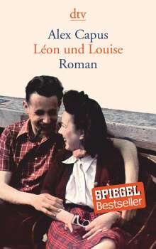 Alex Capus: Léon und Louise, Buch